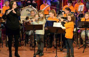 Jugendblasorchester-Gleichamberg-Schnupperprobe-foto-ls