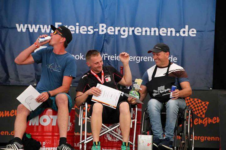freies-Bergrennen-Siegerehrung