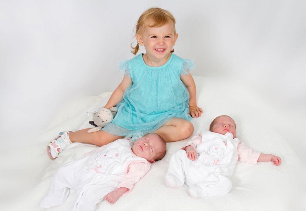 Babys_Lea_Mia_Zwillinge Stressenhausen