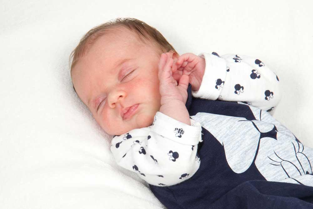 Baby Alma Frebel