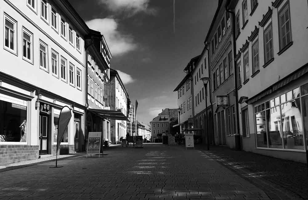Hildburghausen – wohin gehst du noch?