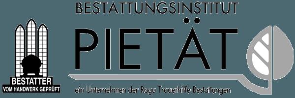 Pietaet_Bestattungsinstitut_Logo
