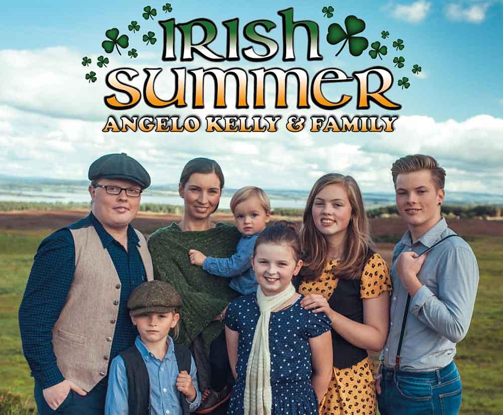 Angelo Kelly Family Irish Summer 2019 Südthüringer Rundschau Meinungsfreudig Unabhängig Bürgernah