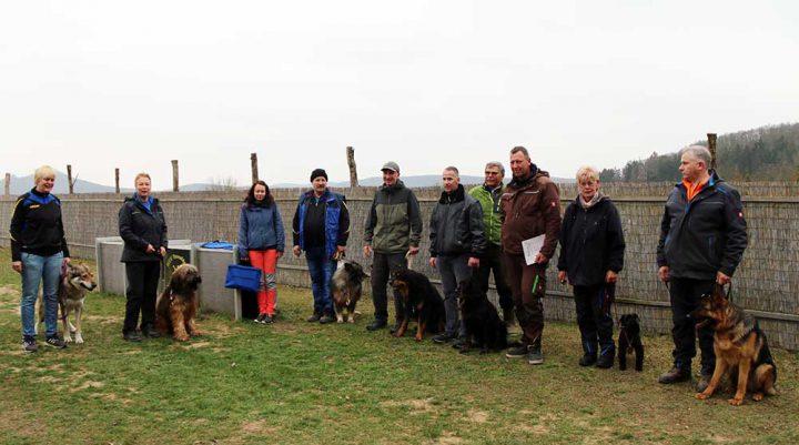 Saisonstart-Hundesportverein-Streufdorf
