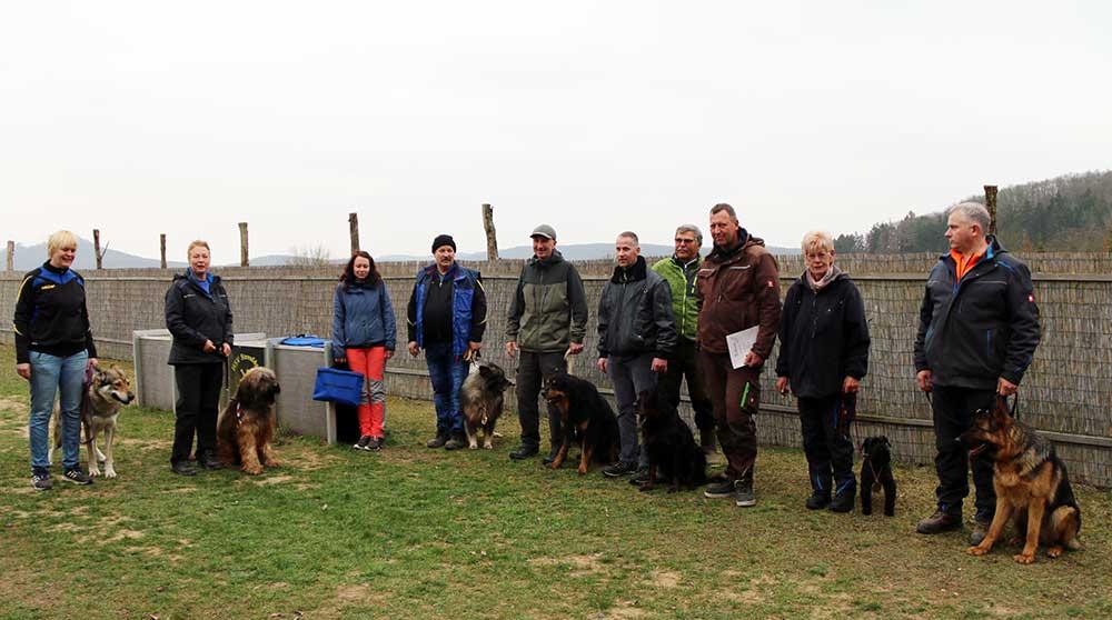 Saisonstart beim Hundesportverein Streufdorf e.V.