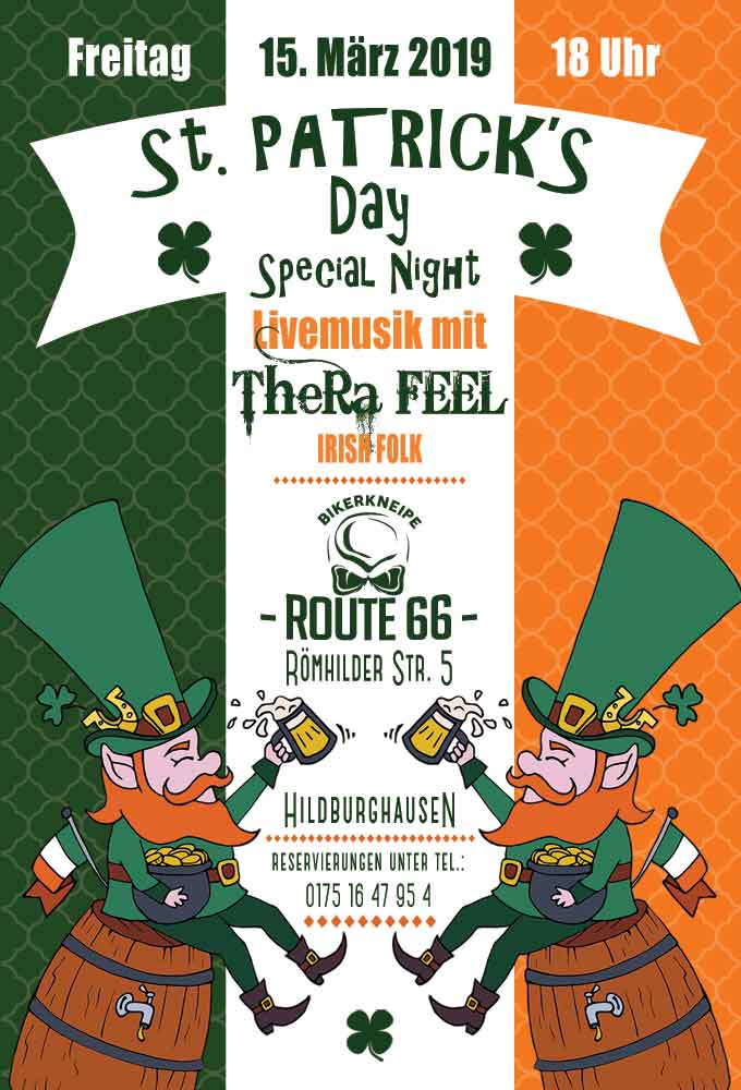 St-Patrick-s-Day-Route-66-2019