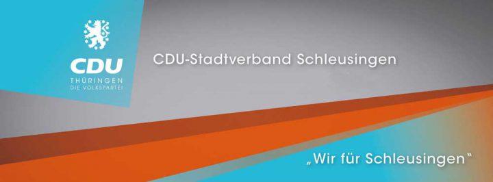 CDU-Schleusingen