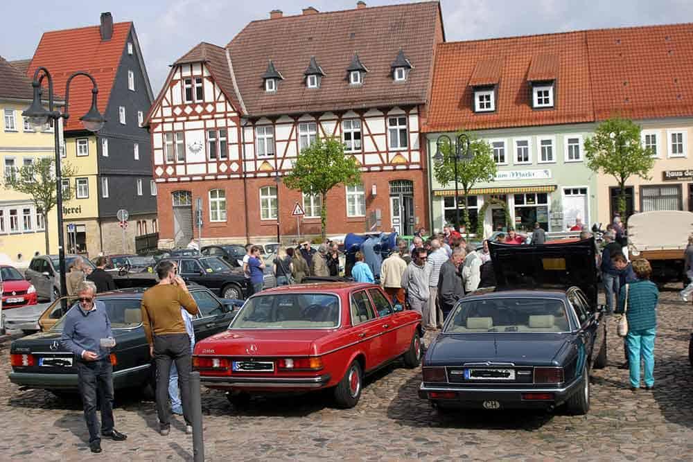 Oldtimerausfahrt-Schleusingen-Lions-Club