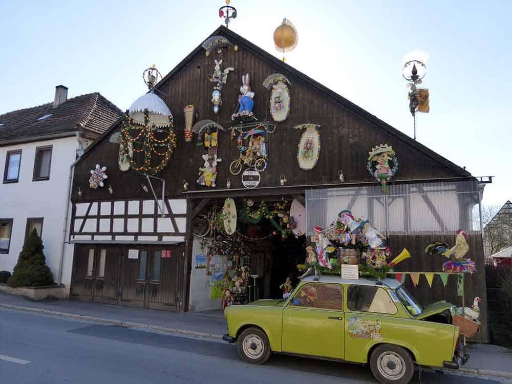 15 Jahre Osterscheune in Hellingen