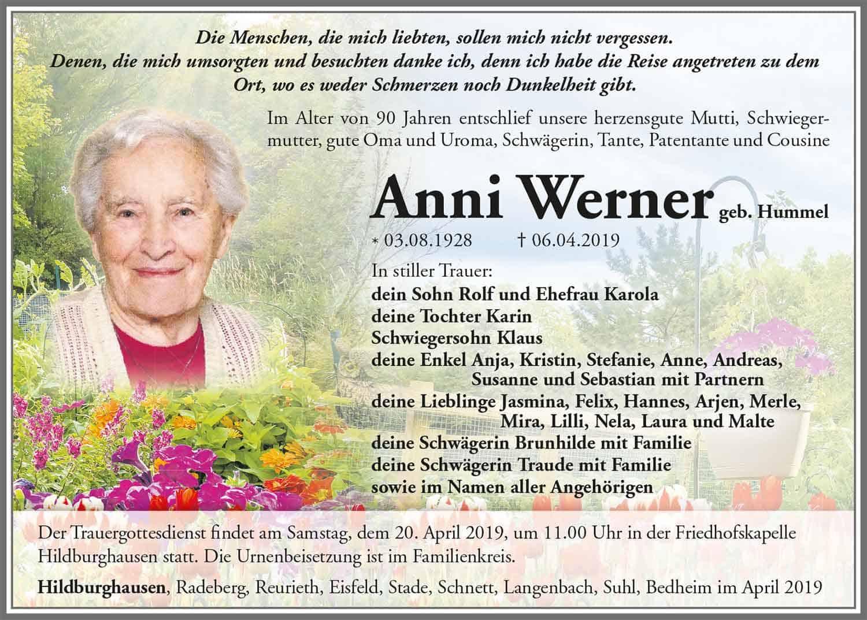 Trauer_Anni_Werner
