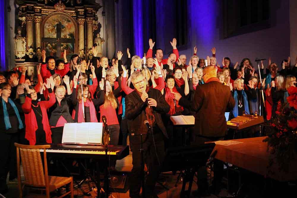Gospelkonzert-Kirche-Bedheim