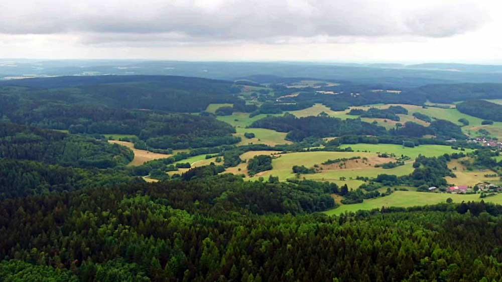 Kleiner-Thueringer-Wald