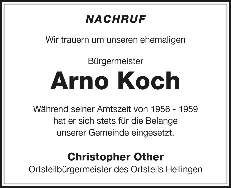 Nachruf_Arno_Koch