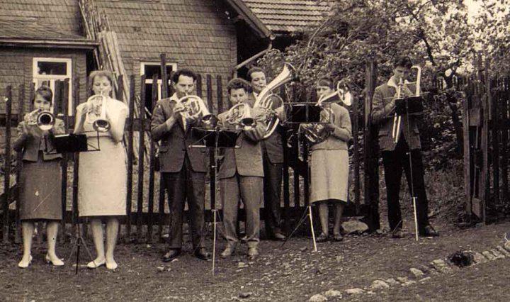 Posaunenchor-Marisfeld-Jubilaeum