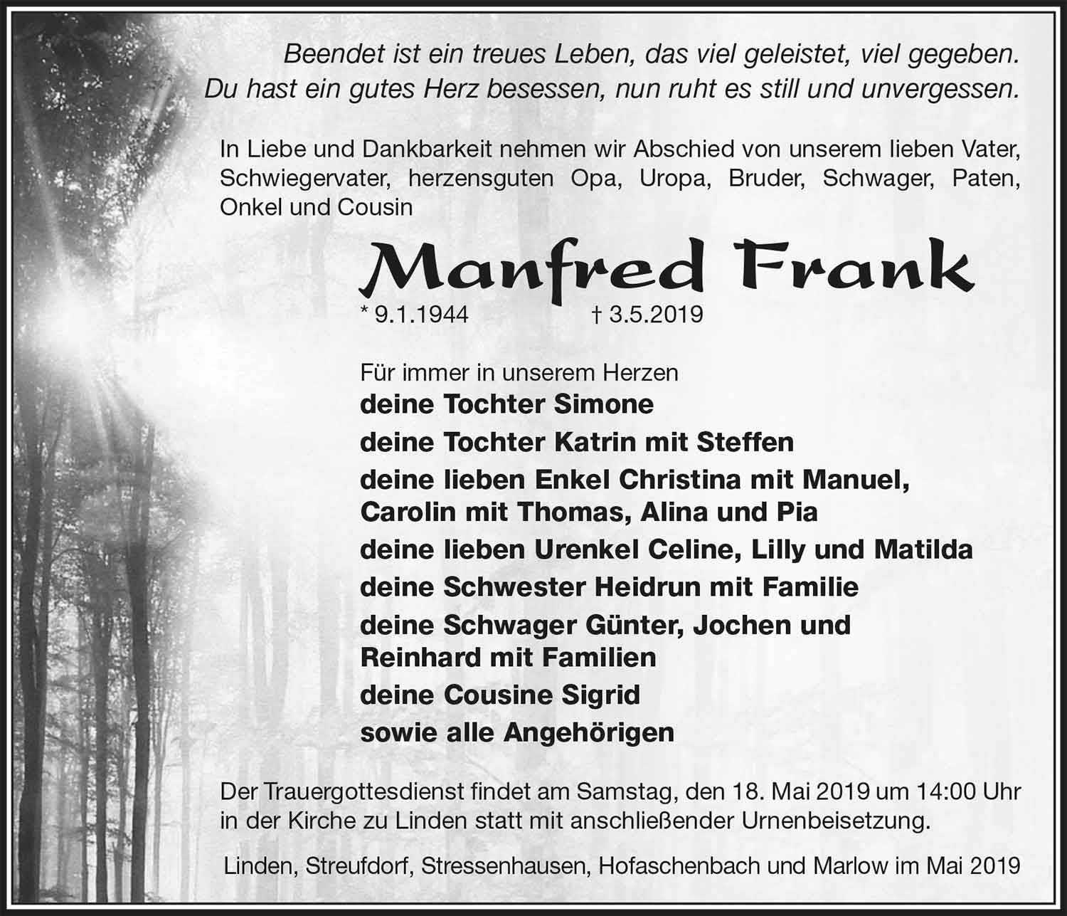 Trauer-Manfred-Frank