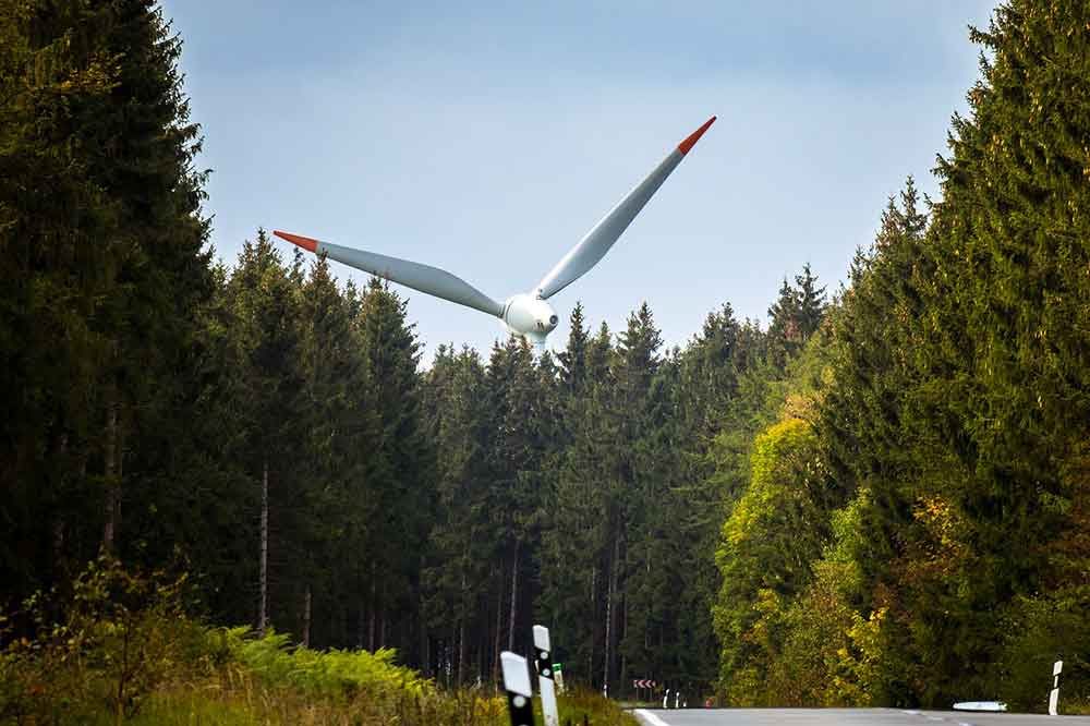 Gegenwind in der Windkraftdebatte