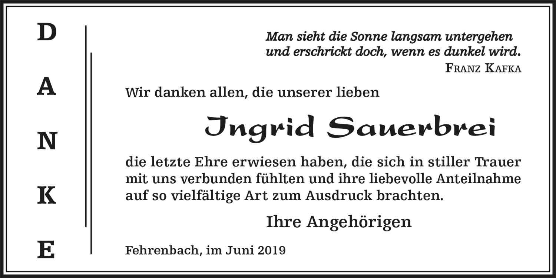 Danksagung-Ingrid-Sauerbrei
