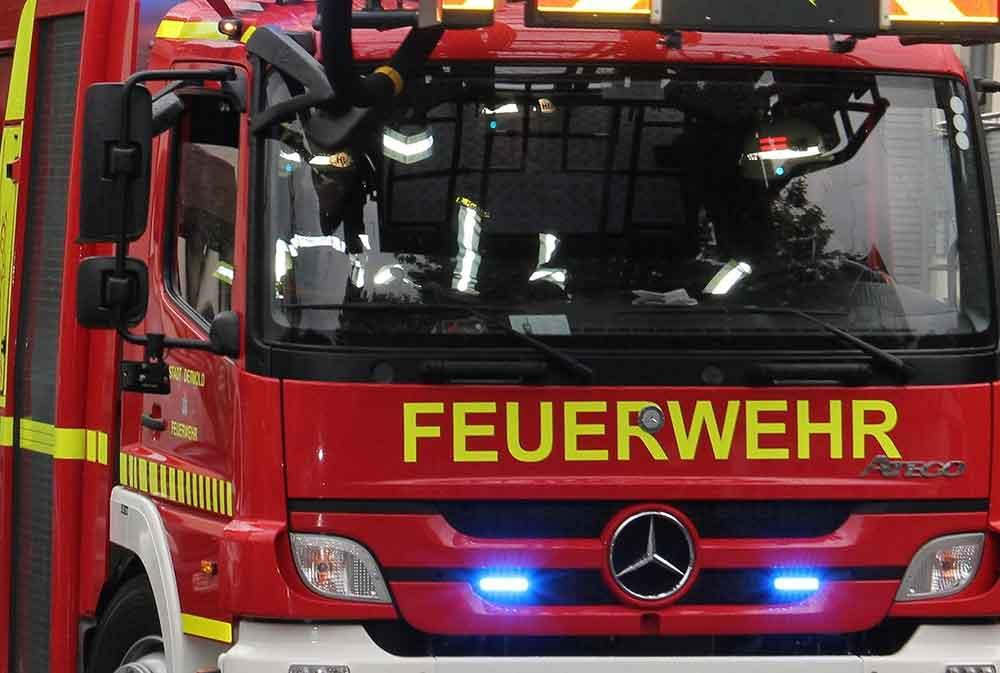 Ehrlicher Neubeginn bei der Feuerwehr in Römhild