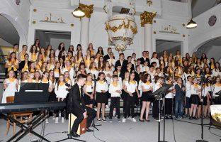Schoolvoices-Konzert