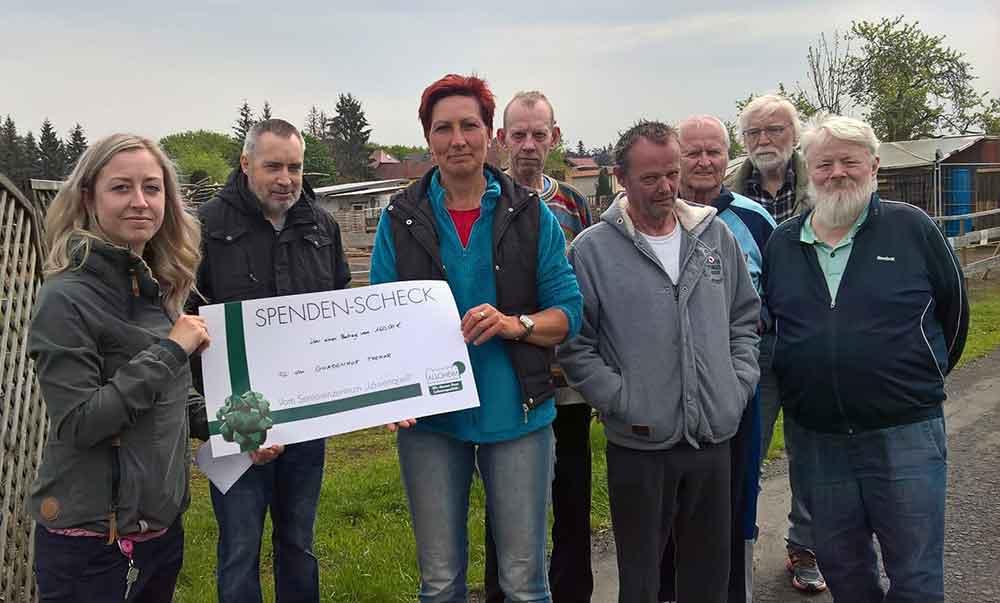 Spende-Loewenquell-Gnadenhof-Themar
