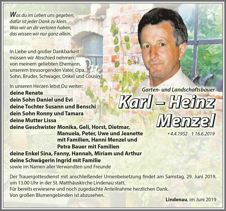 Trauer_Karl-Heinz_Wenzel