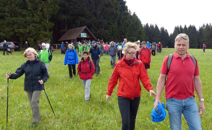 Wanderfest-Waldverein-Waffenrod