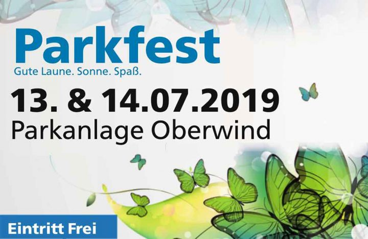Parkfest-Oberwind