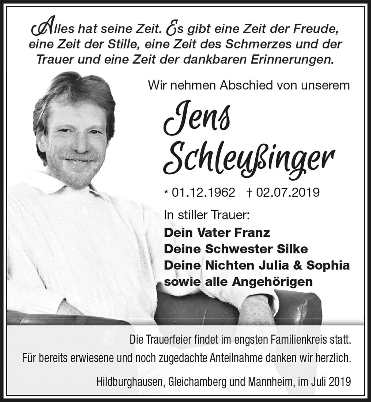 Trauer_Jens_Schleussinger