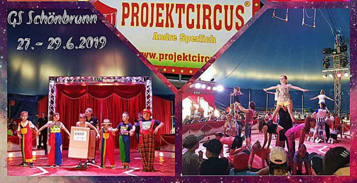 Zirkusprojekt-Schoenbrunn-Titel