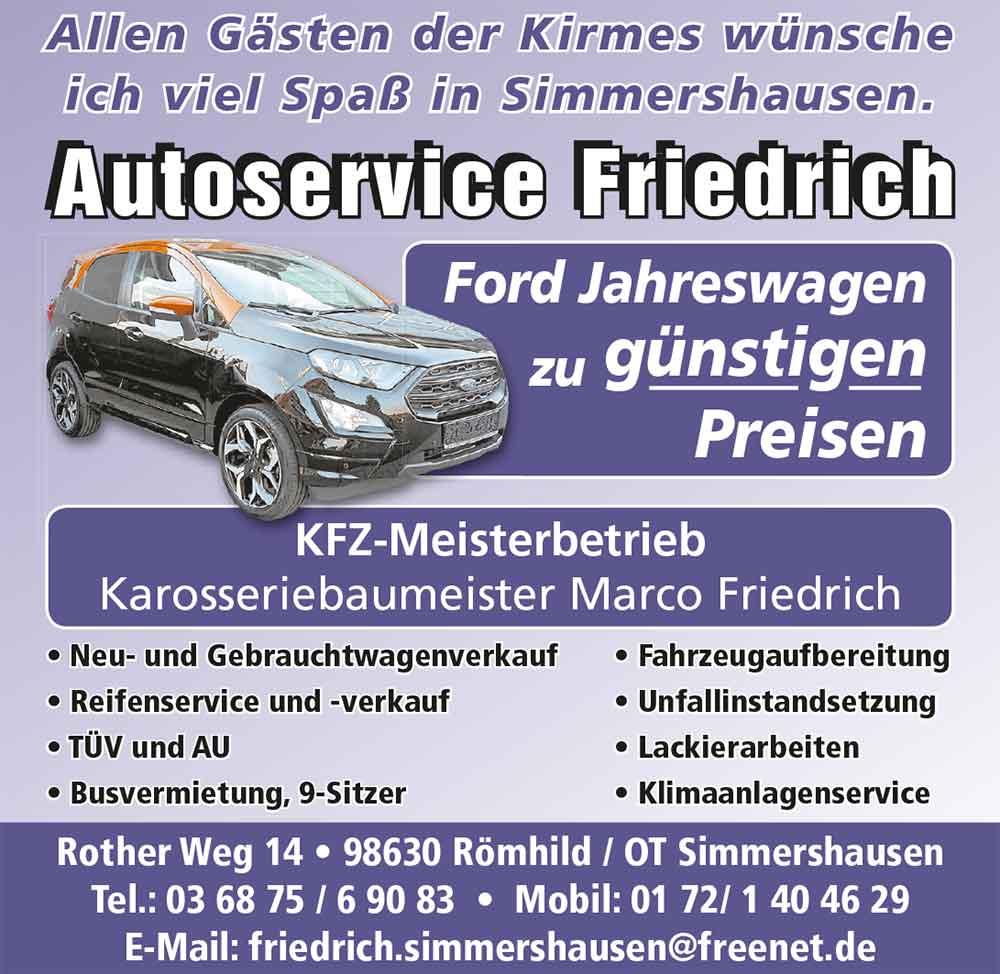 Autoservice_Friedrich