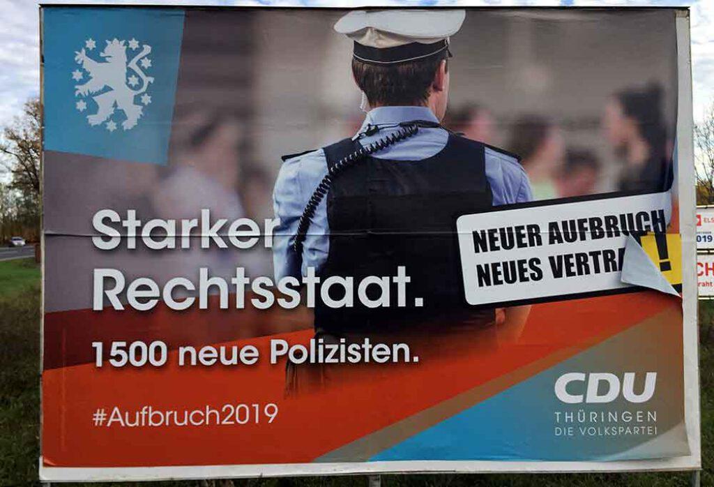 CDU-Krankheit-Pyromanie