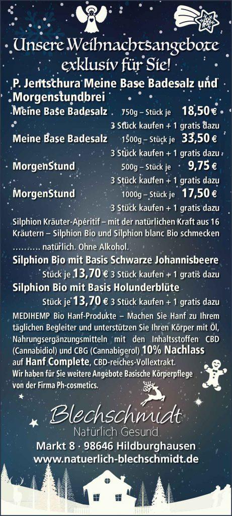 Gänselieschen Glühweinmarkt & Verkaufsoffener Sonntag in Hildburghausen