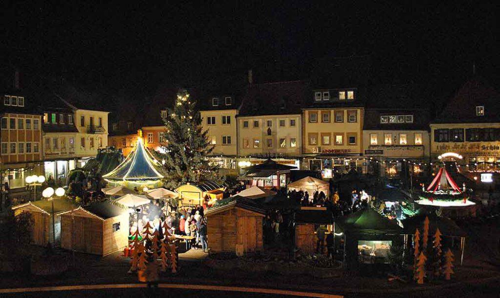 Winterzauber-Bad-Koenigshofen