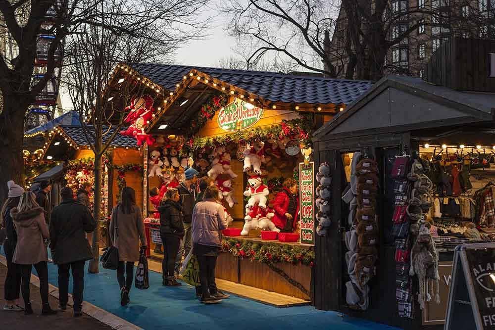 Eisfelder Weihnachtmarkt & Verkaufsoffener Sonntag