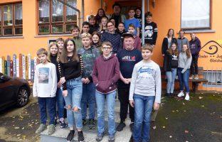 Leistungsabzeichen-Jugendorchester-Gleichamberg