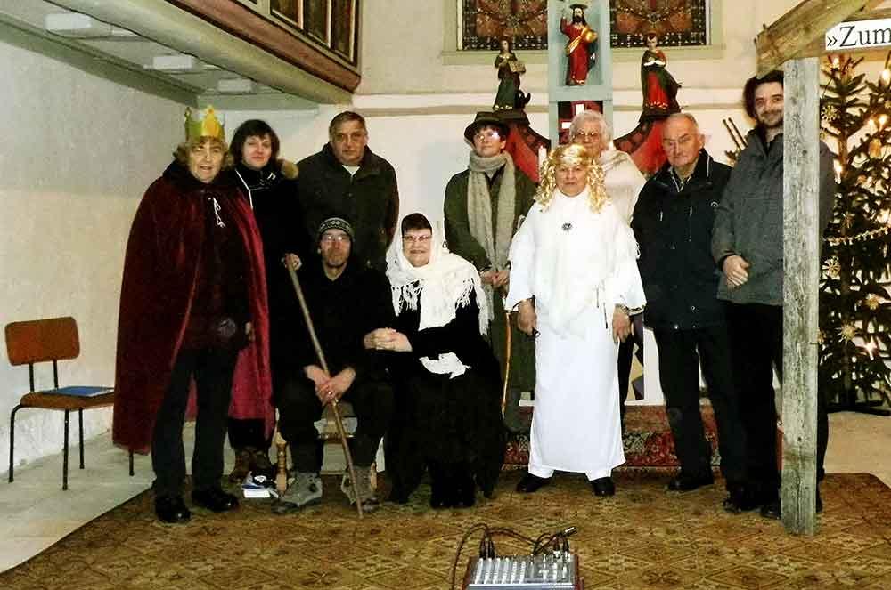 Eine (Nach-) Weihnachtsgeschichte aus Heubach