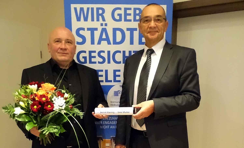 Geschäftsführer-Wechsel in der Wohnungsgellschaft Hildburghausen mbH