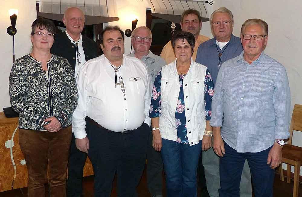 Vorstand des Thüringer Waldvereins Waffenrod-Hinterrod neu gewählt