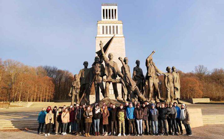 Besuch-Buchenwald-GS-Crock