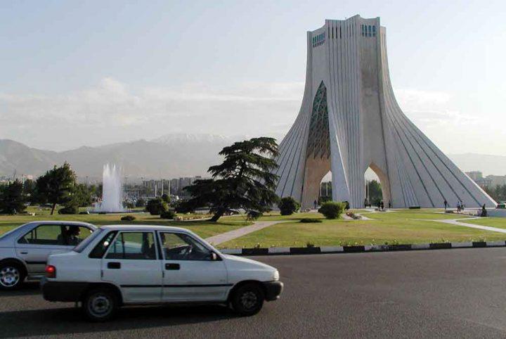 Freiheitsturm-Teheran