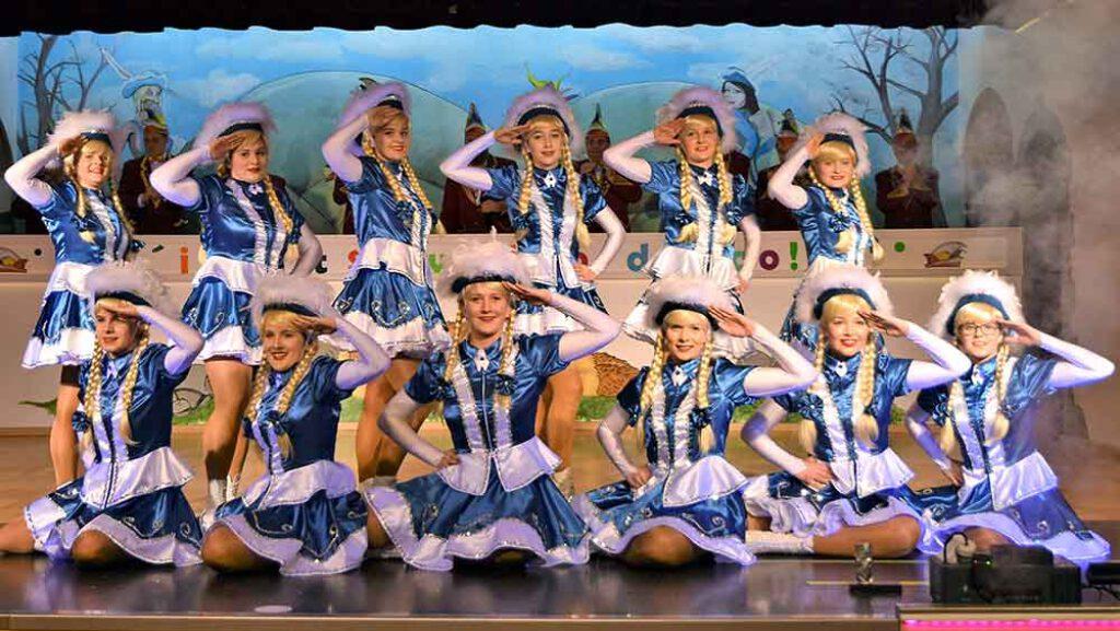 Garde-Gleichamberger-Karnevalsverein