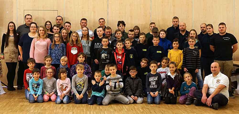 Feliz Navidad bei den Jugendfeuerwehren der Einheitsgemeinde Stadt Römhild