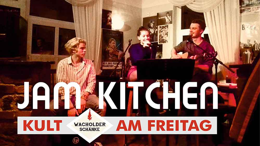 Jam-Kitchen