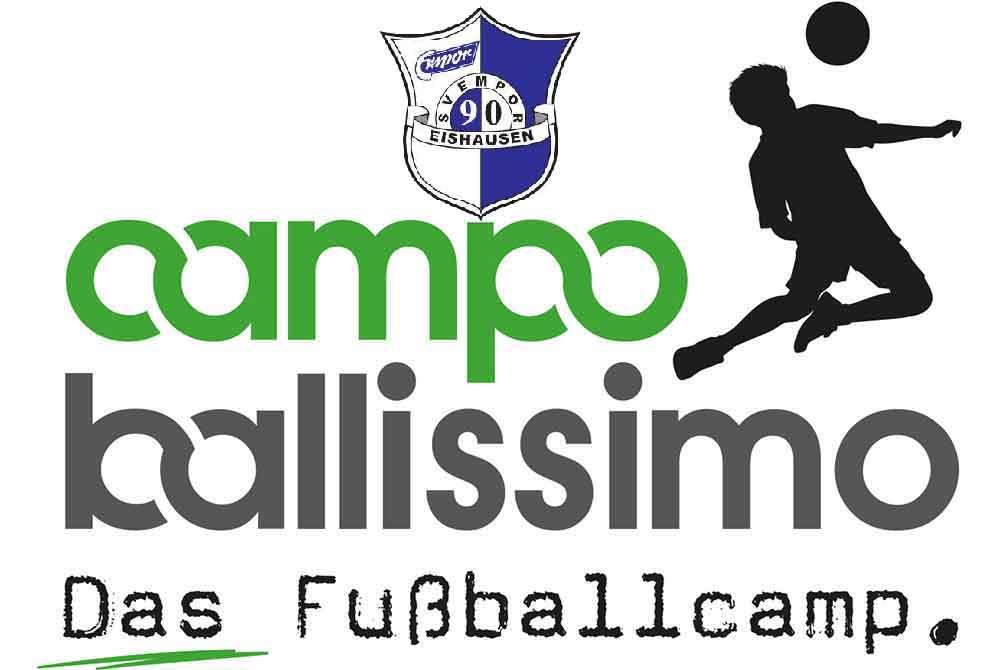 Campo Ballissimo Fußballcamp beim SV Empor 90 Eishausen
