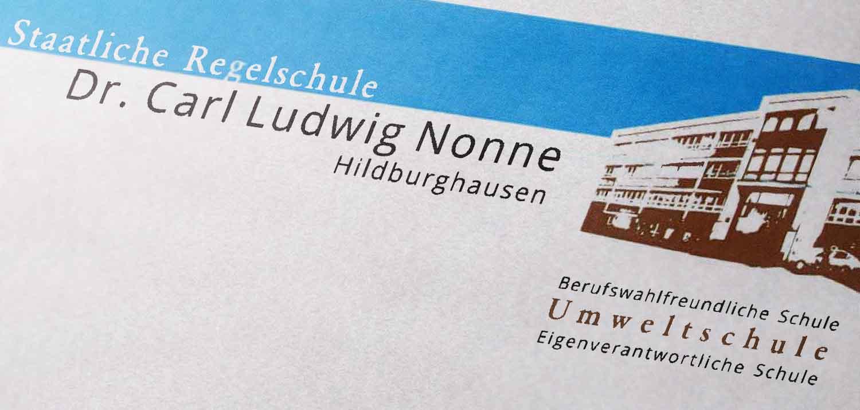 Nonne Schule in Hildburghausen wegen Corona-Infektion geschlossen