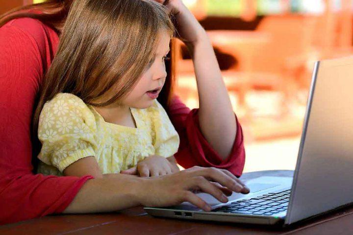 Kinder-und-HomeOffice