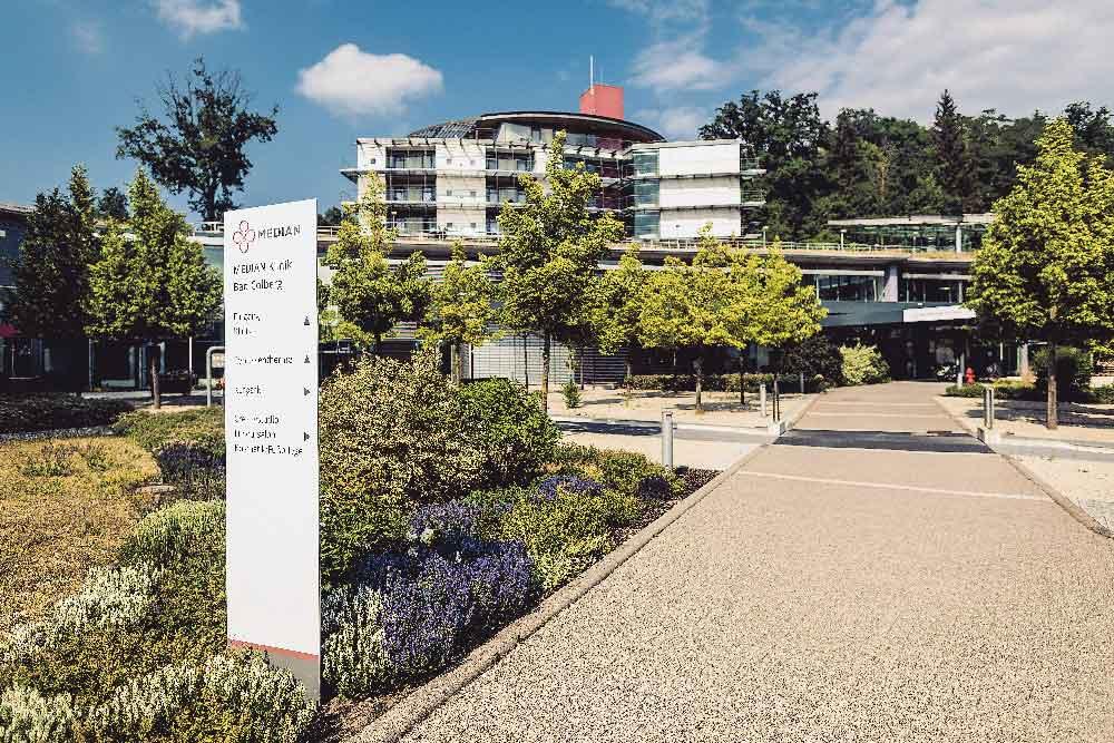 MEDIAN Klinik Bad Colberg nimmt seit Montag wieder Patienten auf