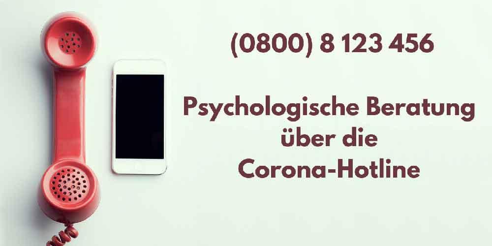 Neues Angebot der Helios-Hotline Corona: Psychologische Beratung