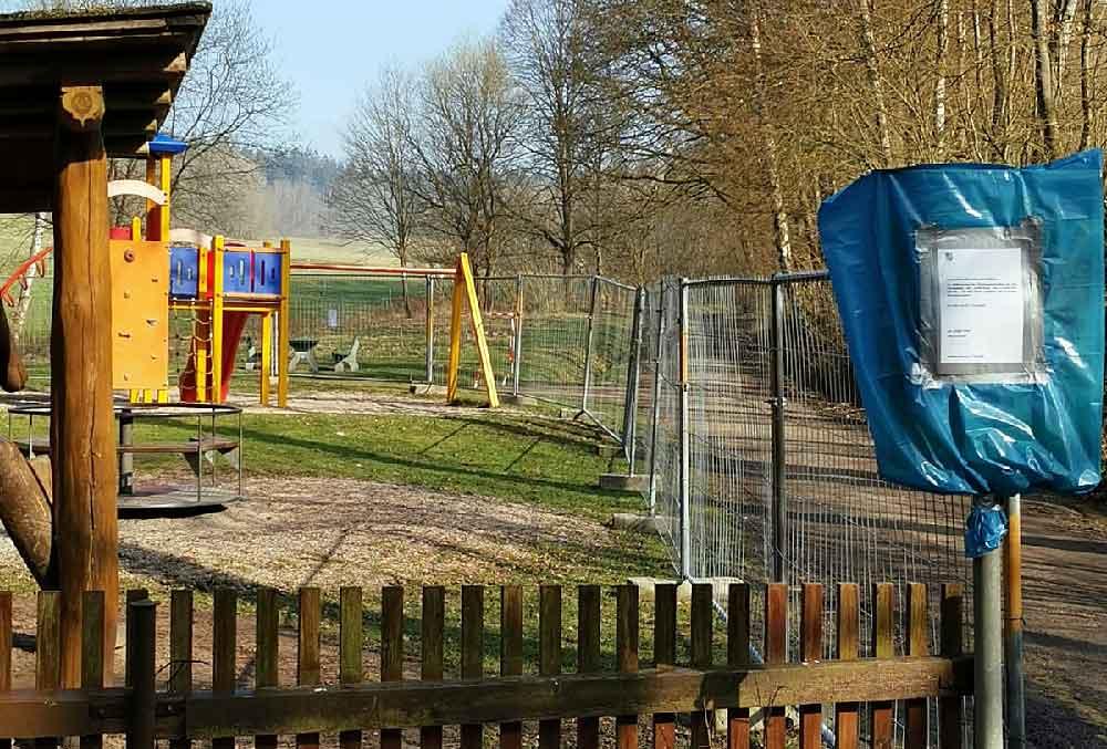 Stadt Hildburghausen öffnet Spielplätze ab 6. Mai 2020