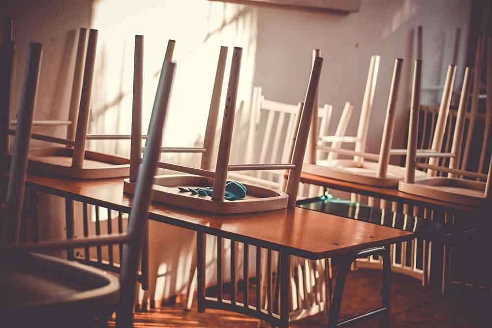 Schließung von Schulen und Kindergärten ab Dienstag, dem 17. März 2020